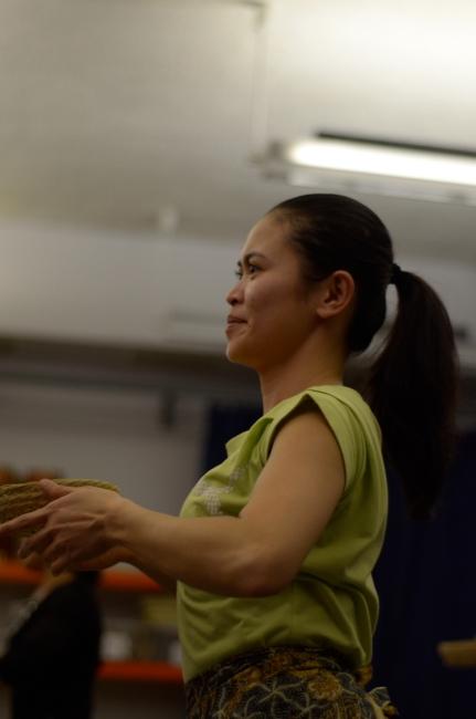 Dewi, Lila Bhawa dancer ©Jamie Zubairi 2014